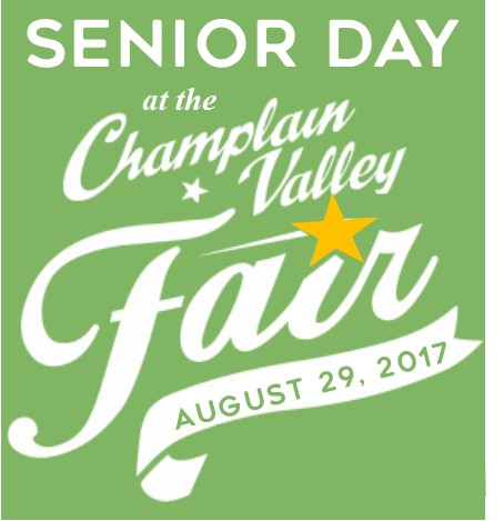 Senior Day at the Fair Logo